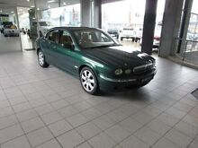 2004 Jaguar X-Type MY05 Upgrade 3.0 SE Jaguar Racing Green 5 Speed Automatic Sedan Thornleigh Hornsby Area Preview