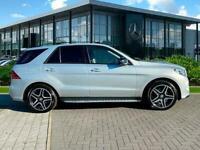 2016 Mercedes-Benz GLE Gle 350D 4Matic Amg Line Premium 5Dr 9G-Tronic Auto Estat