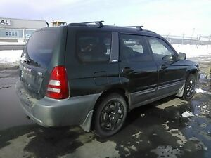 2003 Subaru Forester for parts