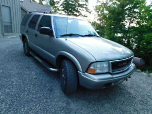 2002 GMC Jimmy for sale