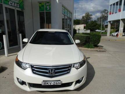 From $56p/w ON FINANCE* 2009 Honda Accord Sedan Blacktown Blacktown Area Preview
