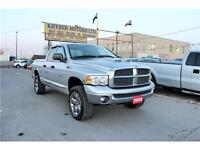 2004 Dodge Ram 1500 SLT---Certified---E-Tested---2 Year W