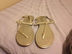 Daniel Laurent Size 8 Gladiator Sandals