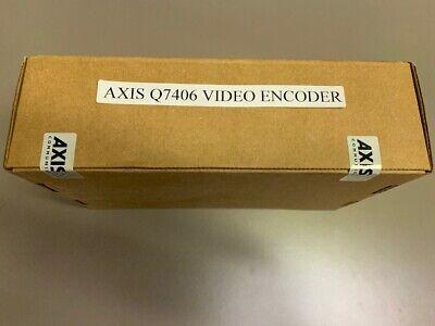 Axis Q7406 Video Encoder. Part 0289-001