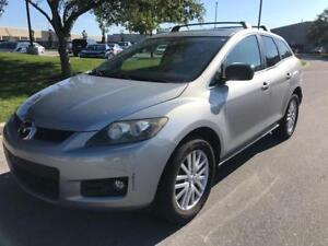2007 Mazda CX-7|ACCIDENT FREE|AWD|LOW KMS|SUNROOF|XENON LIGHTS