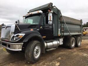 2010 Int'l 7500 Dump Trucks - 2 AVAILABLE!