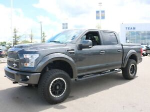 2015 Ford F-150 SHELBY, 700 HP SUPERCHARGED, VERY RARE