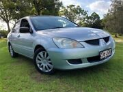 2005 Mitsubishi Lancer CH MY06 ES Silver 5 Speed Manual Sedan Burleigh Waters Gold Coast South Preview
