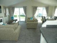 Lodge for sale sited 4 berth on Withernsea Sands Holiday Park - on the east coast of yorkshire