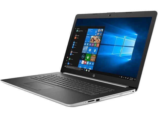 "HP 17-by0010ca 17.3"" Laptop Intel Pentium N5000 (1.10 GHz) 1 TB HDD 8 GB Memory 1"