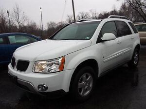 Very clean 08 Pontiac torrent for sale with low km