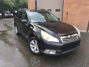 SUBARU OUTBACK 2012/AWD/DEMARREUR/MAGS/AUX/TRES PROPRE!!!!!