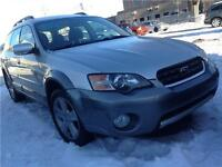 Subaru Outback 2005 4x4 fully loaded  Excellent Condition,,