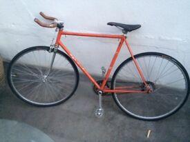 Cool road bike