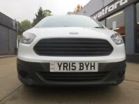 2014 Ford Transit Courier 1.5TDCi *Bluetooth*E/Windows* Diesel white Manual