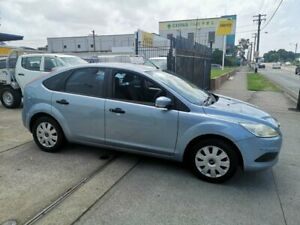 2009 Ford Focus LV CL Silver 4 Speed Automatic Hatchback