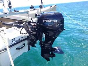 TOHATSU Outboard 20Hp Electric (and manual) Start & Tilt, Tiller North Toowoomba Toowoomba City Preview