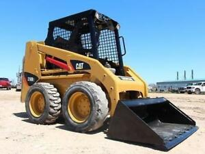 Skid Steer Financing - Best Rates - $0 Down Payment - Quick Online Application - New Start-Ups Welcome