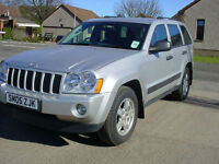 Jeep Grand Cherokee 3.0CRD V6 auto (2005) 71,000 mls