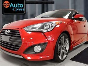2013 Hyundai VELOSTER Turbo race red veloster with a sunroof, he