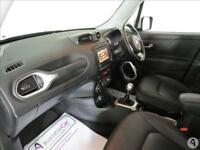 Jeep Renegade 1.4 Multiair 140 Limited 5dr