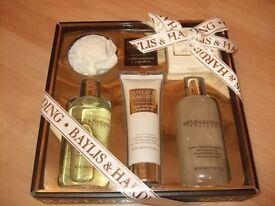 Brand New Large Baylis & Harding Gift Set