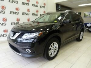 2016 NISSAN ROGUE AWD SV WITH SUNROOF