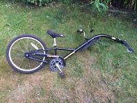 TAGALONG BICYCLE TRAILER