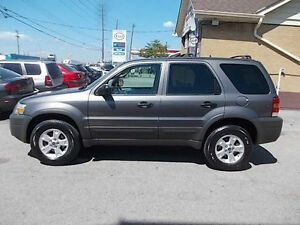 2005 Ford Escape XLT SUV, Crossover - As-Is