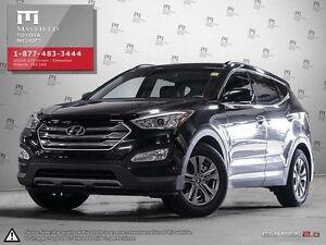 2016 Hyundai Santa Fe Sport Sport 2.4L All-wheel Drive (AWD)