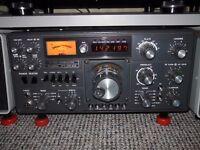 ham radio yaesu ft 101zd