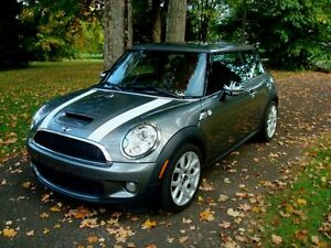 2007 MINI Cooper S TURBO Coupée (2 portes)