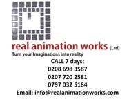 3d Animation services London, 3ds max & Maya Animation in London, Cheap Architectural Vizualization
