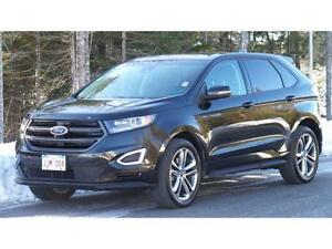 2015 Ford Edge Sport 9 (Leather, Roof, NAVIGATION, AWD)