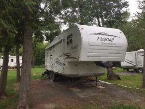 2007 Forest River 5th wheel for sale 10,000.00
