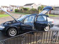 Opel Vauxhall Vectra Sport, Similar Spec to Vauxhall SRI Rare Car 5dr Htch Petrol 2198cc 1 year MOT