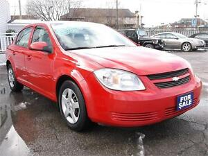 2008 CHEVROLET COBALT LT * FULLY LOADED * CERTIFIED E-TESTED *