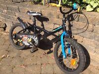 Boys Bike - age 5-7
