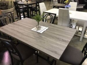 GREAT SELECTION OF DINETTES AND DININGROOMS STARTING AT 27800
