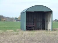 Remote barn, shed, or outbuilding wanted