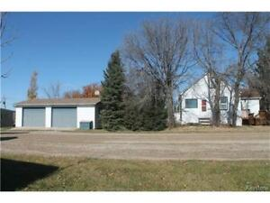 1 1/2 Storey Home for Sale In Angusville, MB!