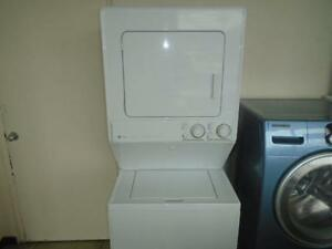 1001410 MAYTAG STACKED WASHER AND DRYER