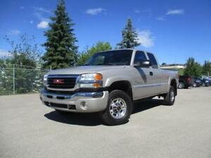 2004 GMC Sierra 2500HD SLE Duramax Diesel Low Kms