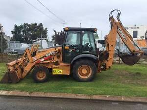 backhoe case 580 super m2006 Malaga Swan Area Preview