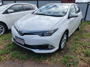 2018 Toyota Corolla ZRE182R MY17 Ascent Sport White 7 Speed CVT Auto Sequential Hatchback Wilsonton Toowoomba City Preview
