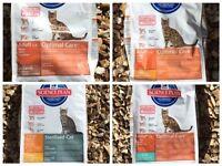 Science Plan Cat Food 2kg bags