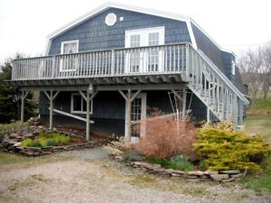 Waterfront Home on the Bras d'Or Lake