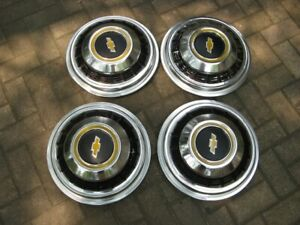 Vintage Chevy Wheel covers