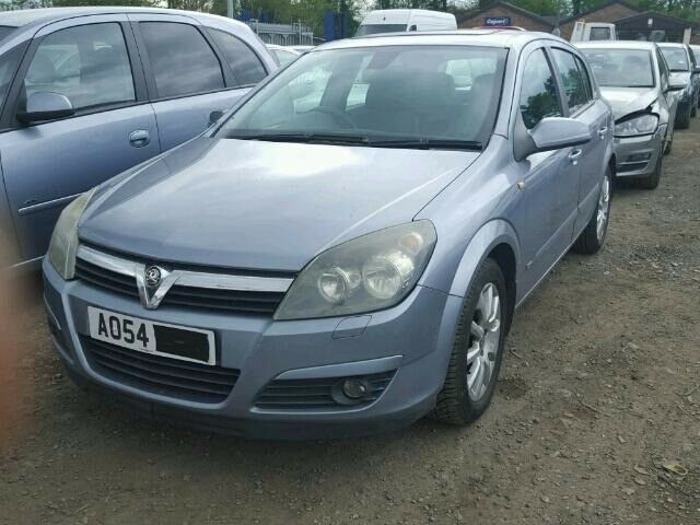 VAUXHALL ASTRA MK5 1.4 2004-2010 BREAKING FOR SPARES TEL 07819471951 HAVE FEW IN STOCK