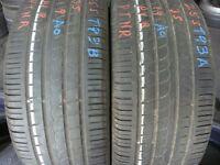 255/35/19 Pirelli 5mm (156 Rayne Road, Braintree, CM7 2QS) Used Tyres 255 245 275 40 45 50 20 18